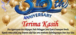 Anniversary 35th Sinar Jaya