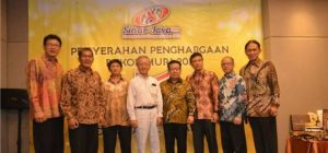 Pelepasan Mr. Mamoru Konuma selaku Technical Adviser PT. Sinar Jaya Megah Langgeng