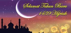 Selamat Hari Tahun Baru 1439 Hijriah