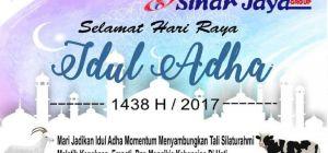 Memperingati Hari Raya Idul Adha